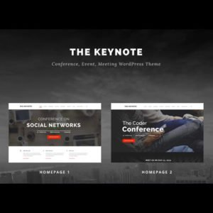 Sale! Buy Discount The Keynote – Conference / Event / Meeting WordPress Theme - Cheap Discount Price