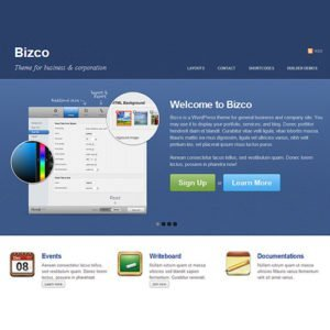 Sale! Buy Discount Themify Bizco WordPress Theme - Cheap Discount Price