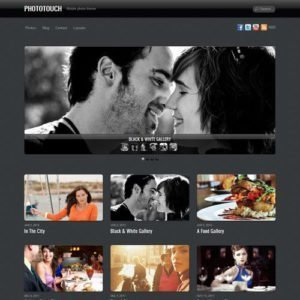 Sale! Buy Discount Themify Phototouch WordPress Theme - Cheap Discount Price