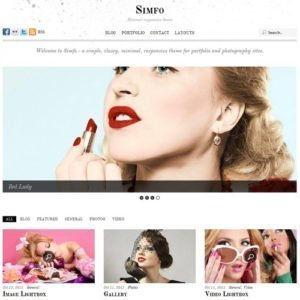 Sale! Buy Discount Themify Simfo WordPress Theme - Cheap Discount Price