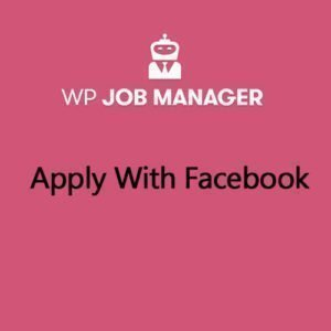 Sale! Buy Discount WP Job Manager Apply With Facebook Addon - Cheap Discount Price