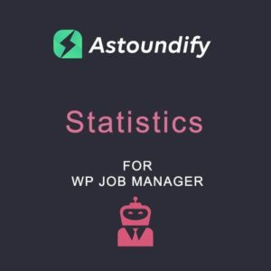 Sale! Buy Discount WP Job Manager Stats Addon - Cheap Discount Price