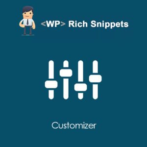 Sale! Buy Discount WP Rich Snippets Customizer - Cheap Discount Price