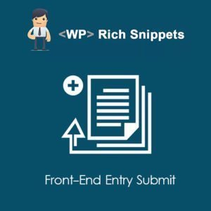 Sale! Buy Discount WP Rich Snippets Front-End Entry Submit - Cheap Discount Price