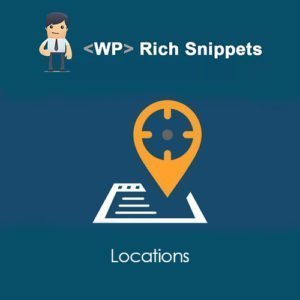 Sale! Buy Discount WP Rich Snippets Locations - Cheap Discount Price