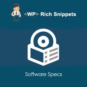 Sale! Buy Discount WP Rich Snippets Software Specs - Cheap Discount Price