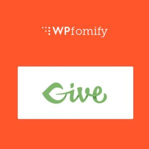 Sale! Buy Discount WPFomify GIVE Addon - Cheap Discount Price