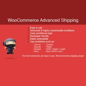 Sale! Buy Discount WooCommerce Advanced Shipping - Cheap Discount Price
