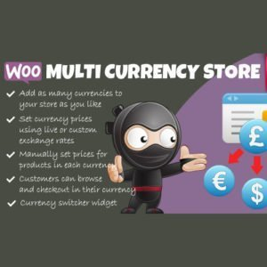 Sale! Buy Discount WooCommerce Multi Currency Store - Cheap Discount Price