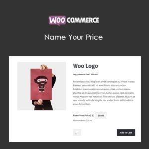 Sale! Buy Discount WooCommerce Name Your Price - Cheap Discount Price