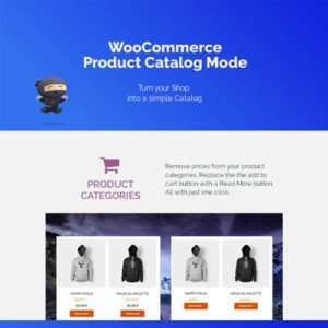 Sale! Buy Discount WooCommerce Product Catalog Mode & Enquiry Form - Cheap Discount Price