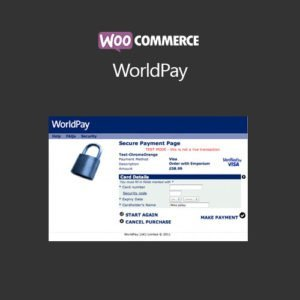 Sale! Buy Discount WooCommerce WorldPay - Cheap Discount Price