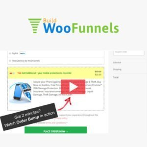 Sale! Buy Discount WooFunnels Order Bumps - Cheap Discount Price