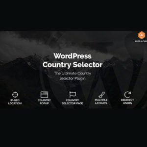 Sale! Buy Discount WordPress Country Selector - Cheap Discount Price