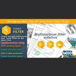 Sale! Buy Discount WordPress Meta Data & Taxonomies Filter - Cheap Discount Price