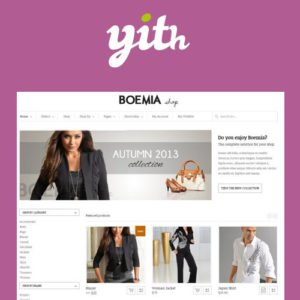 Sale! Buy Discount YITH Boemia – The Best WordPress E-Commerce Theme - Cheap Discount Price