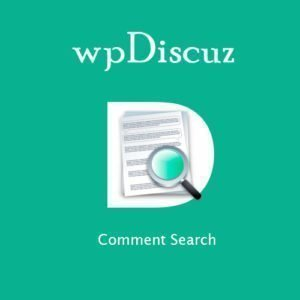 Sale! Buy Discount wpDiscuz – Comment Search - Cheap Discount Price