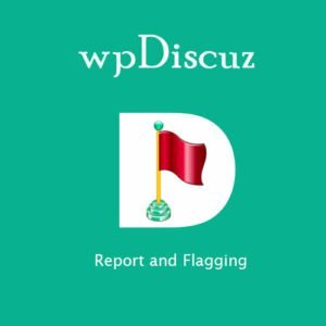 Sale! Buy Discount wpDiscuz – Report and Flagging - Cheap Discount Price
