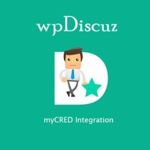 Sale! Buy Discount wpDiscuz – myCRED Integration - Cheap Discount Price