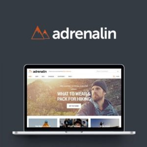Sale! Buy Discount Adrenalin – Multi-Purpose WooCommerce Theme - Cheap Discount Price