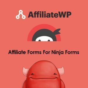 Sale! Buy Discount AffiliateWP – Affiliate Forms For Ninja Forms - Cheap Discount Price