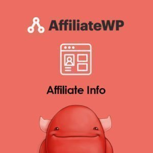 Sale! Buy Discount AffiliateWP – Affiliate Info - Cheap Discount Price