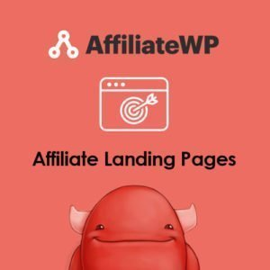 Sale! Buy Discount AffiliateWP – Affiliate Landing Pages - Cheap Discount Price