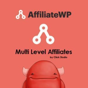 Sale! Buy Discount AffiliateWP – Multi Level Affiliates by Click Studio - Cheap Discount Price