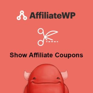 Sale! Buy Discount AffiliateWP – Show Affiliate Coupons - Cheap Discount Price