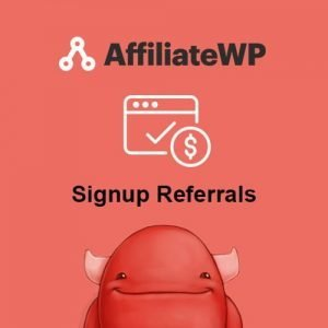 Sale! Buy Discount AffiliateWP – Signup Referrals - Cheap Discount Price