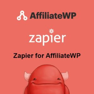 Sale! Buy Discount AffiliateWP – Zapier for AffiliateWP - Cheap Discount Price
