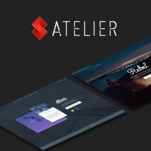 Sale! Buy Discount Atelier – Creative Multi-Purpose eCommerce Theme - Cheap Discount Price