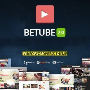 Sale! Buy Discount Betube Video WordPress Theme - Cheap Discount Price