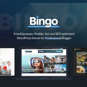 Sale! Buy Discount Bingo – Multi-Purpose Newspaper & Magazine Theme - Cheap Discount Price