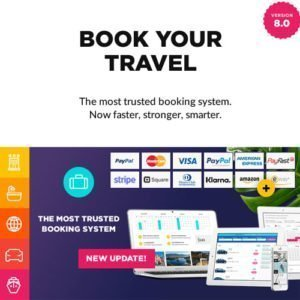 Sale! Buy Discount Book Your Travel – Online Booking WordPress Theme - Cheap Discount Price