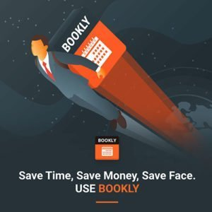 Sale! Buy Discount Bookly – Appointment Booking and Scheduling Software System - Cheap Discount Price
