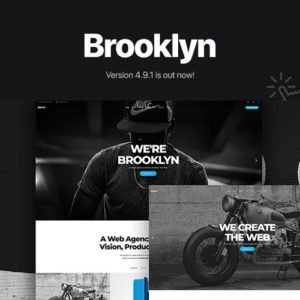 Sale! Buy Discount Brooklyn | Creative Multipurpose Responsive WordPress Theme - Cheap Discount Price