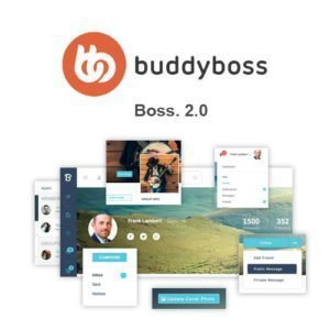 Sale! Buy Discount BuddyPress – Boss - Cheap Discount Price