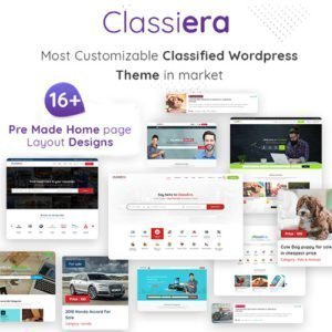 Sale! Buy Discount Classiera – Classified Ads WordPress Theme - Cheap Discount Price