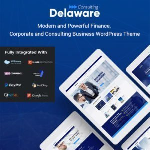 Sale! Buy Discount Delaware – Consulting and Finance WordPress Theme - Cheap Discount Price