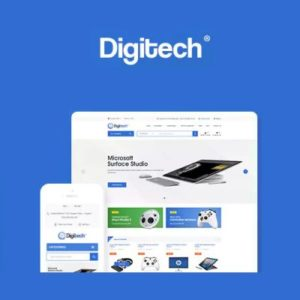 Sale! Buy Discount Digitech – Technology Theme for WooCommerce WordPress - Cheap Discount Price