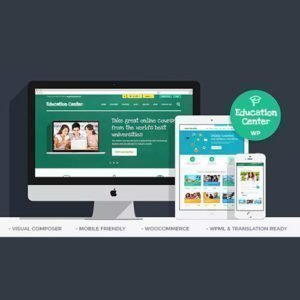 Sale! Buy Discount Education Center | Training Courses WordPress Theme - Cheap Discount Price
