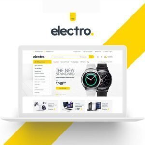 Sale! Buy Discount Electro Electronics Store WooCommerce Theme - Cheap Discount Price