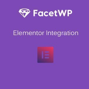 Sale! Buy Discount FacetWP – Elementor Integration - Cheap Discount Price