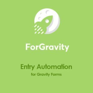 Sale! Buy Discount ForGravity – Entry Automation for Gravity Forms - Cheap Discount Price