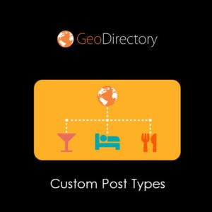 Sale! Buy Discount GeoDirectory Custom Post Types - Cheap Discount Price