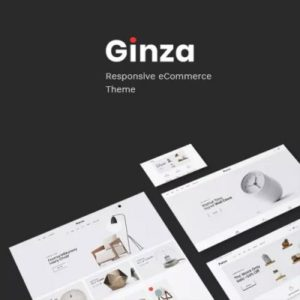 Sale! Buy Discount Ginza – Furniture Theme for WooCommerce WordPress - Cheap Discount Price