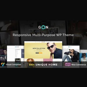 Sale! Buy Discount Gon | Responsive Multi-Purpose WordPress Theme - Cheap Discount Price