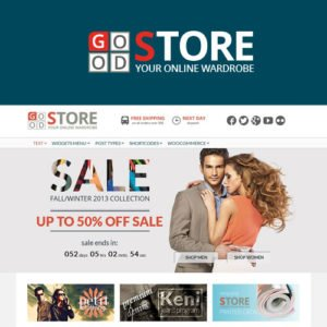 Sale! Buy Discount GoodStore – WooCommerce Theme - Cheap Discount Price