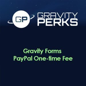 Sale! Buy Discount Gravity Perks – Gravity Forms PayPal One-time Fee - Cheap Discount Price